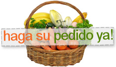 Haga su pedido de Cestas de Fruta y Verduras